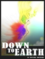 Down to Earth Doujinshi - Cover by Luminosion