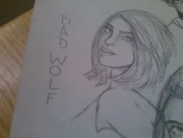 Rose Tyler by AlyceThePirate