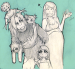 FMA - Have fun with the kids! by roolph