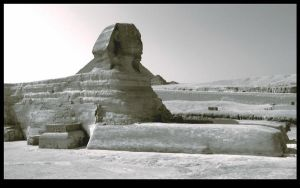 The Great Sphinx of Giza by jonway4