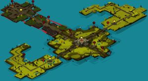 wakfu MMO: general District by Sevpoolay