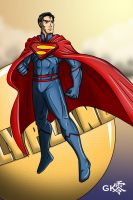 Superman??? by geekling
