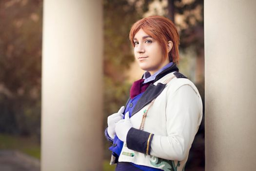 Prince Hans of the Southern Isles by Taopiclov