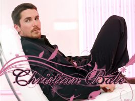 Christian Bale - Touch of Pink by dinatzv