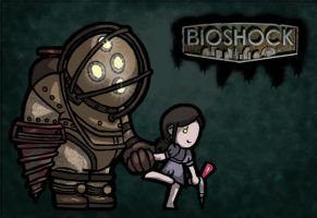 Bioshock by sarcastic-fangirl