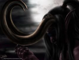 Illidan Stormrage by mydevilEve
