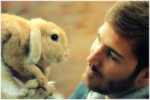 It Must Be Bunny Love? by Clerdy
