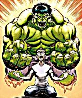 Me Hulk - Hulk Smash by GreenSkinLover