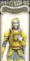 Jaime Lannister - A Song Of Ice And Fire by ETdecora