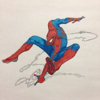 The Amazing Spiderman by AxellSierra