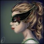 Masquerade by HenrikeD