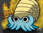 The Almighty Helix,Omanyte-Text Version 5 by Destiny-The-Hedgimon