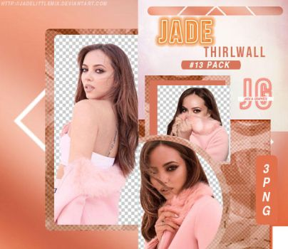 PNG PACK #13-Jade Thirlwall by jadelittlemix