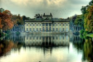 Palace on the Water II by adamsik