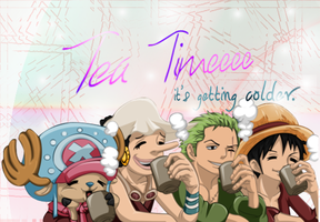 .:Tea Time:. by Smile-smiley