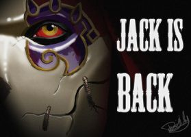 Jack of Blades by daver100