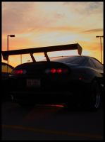 Sunset Supra by ieatSTARS
