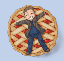 Dean's Pie by veggiecake