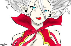 Mirajane chapter 310 ~ Colored by zzzzenzy