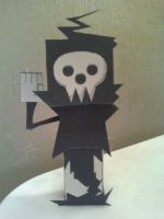Shinigami Cubee Finished by rubenimus21