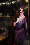 The Hon. Miss Fisher by YoungerChild