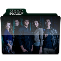 Teen Wolf by juniorsaldanha