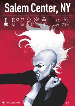 Ororo Weather Control by aRmydesigner