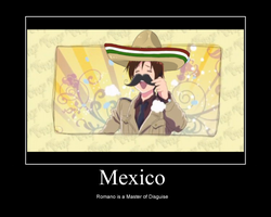 Italy is MEXICO by yamisionnach