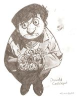 Oswald is wonderful by Kina-Axian
