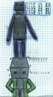 Enderman by kerson482