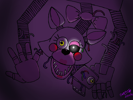 the mangle by Agustinalion