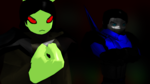 The most dangerous members of The Order by Deimos1984rd