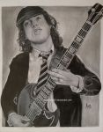 ANGUS YOUNG by Acaroline05