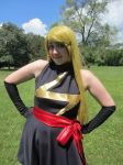 Ms Marvel - In a dress! by perilous-pillow