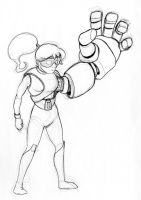 Power Glove by Inaaca