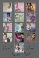 Super Junior - Don't Don icons by powerofsong