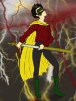 Damian The Prince by LuxUmbrash