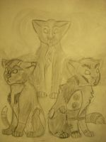The Good, The Bad, And The Unexplained. by eaglespirit1