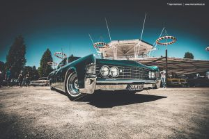 1965 lincoln Continental by AmericanMuscle