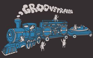 GROOVETRAIN by cova