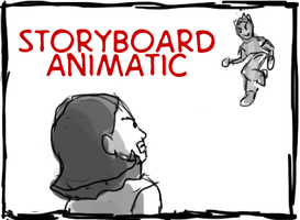 Super Fight Animatic by Bonez1925
