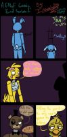 The New Animatronics and Dead Kids ~FINALE~ by InsanelyADD