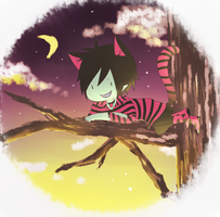 Alice+Marshall lee+ by DevilPink