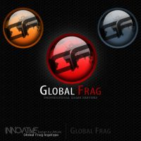 Global Frag logotype by JMiale