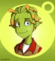 Planet 51: Lem by Zilkenian