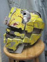 Elite Engineering Helmet Side by I-EAT-SOULS