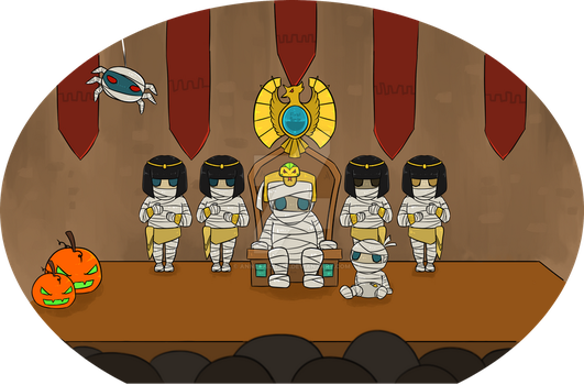 Mummy - The Royal Family (First Smile app) by AnneFaizuani