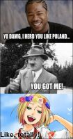 APH - I herd you like Poland.. by Tea-is-Better