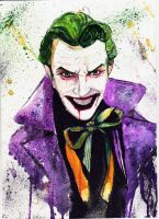 Joker by Arituchi