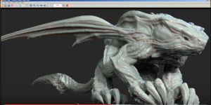 ZBrush Character Creation Workflow from Blizzard by yashkapoorcg